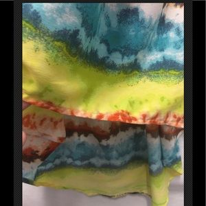 dd8b8353f12b Band of Gypsies Dresses - BAND OF GYPSIES Anthropologie Watercolor Boho